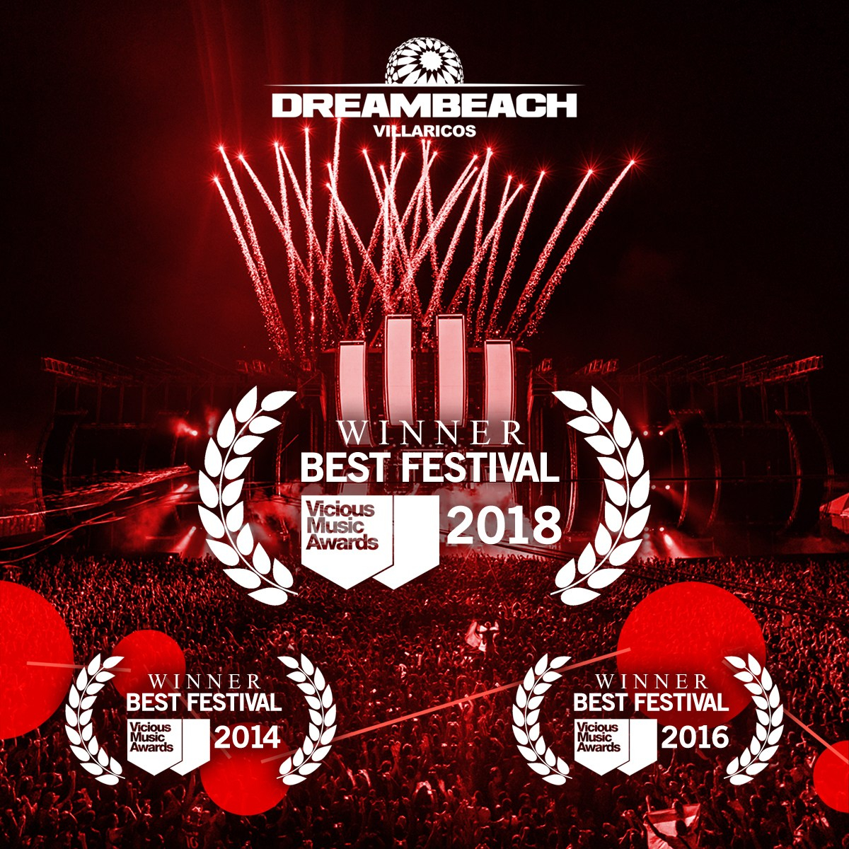 Festival Dreambeach Villaricos