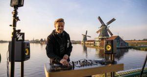 Ferry Corsten live from de Zaanse Schans