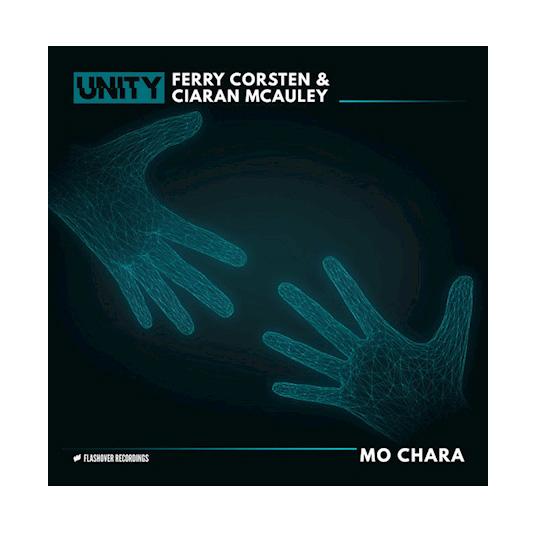 Ferry Corsten Ciaran McAuley Mo Chara (Flashover)